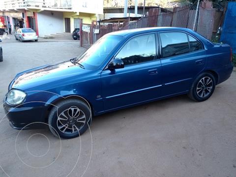 Hyundai Accent 1.5 GLS Diesel  usado (2005) color Azul precio $3.000.000