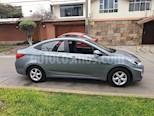 Hyundai Accent 1.4L GL Full usado (2018) color Gris precio $4.800.000