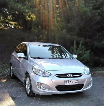 foto Hyundai Accent 1.6 GL Ac usado (2017) color Plata precio $5.500.000