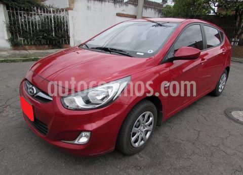 Hyundai Accent GLS 1400 usado (2013) color Rojo precio $20.000.000