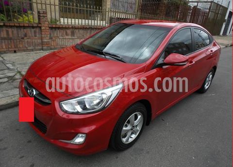 foto Hyundai Accent Premium usado (2016) color Rojo precio $25.000.000