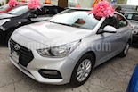 Foto venta Auto usado Hyundai Accent GL Mid Aut (2019) color Plata precio $263,300