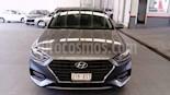 Foto venta Auto usado Hyundai Accent GL Mid (2018) color Gris precio $205,000