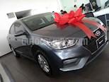 Foto venta Auto usado Hyundai Accent GL Mid (2018) color Gris precio $219,000