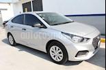 Foto venta Auto Seminuevo Hyundai Accent GL (2018) color Plata precio $199,000