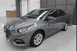 Foto venta Auto usado Hyundai Accent GL (2018) color Gris precio $220,000