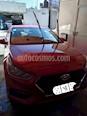 Foto venta Auto usado Hyundai Accent GL (2018) color Rojo precio $195,000