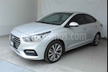 Foto venta Auto usado Hyundai Accent GLS Aut (2018) color Plata precio $259,000