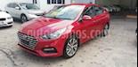 Foto venta Auto usado Hyundai Accent GLS Aut (2018) color Rojo precio $284,000