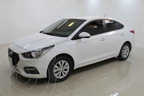 Hyundai Accent GL Aut usado (2020) color Blanco precio $219,000