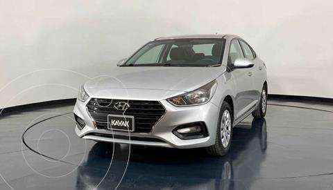 Hyundai Accent GL usado (2019) color Plata precio $237,999