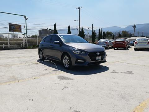Hyundai Accent HB GL Mid usado (2018) color Gris precio $219,900