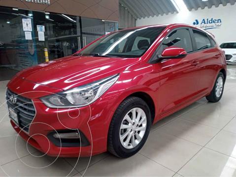 Hyundai Accent GL Mid usado (2018) color Rojo precio $220,000