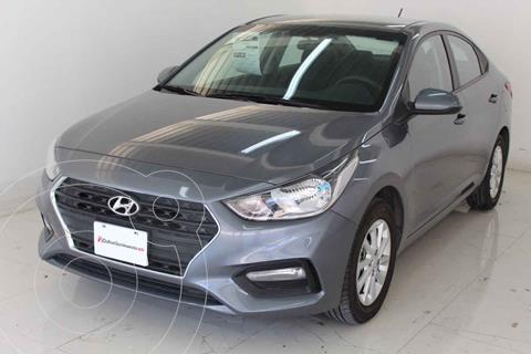 Hyundai Accent GL Mid Aut usado (2019) color Plata precio $259,000