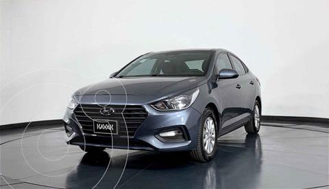 Hyundai Accent GL Mid usado (2018) color Gris precio $214,999