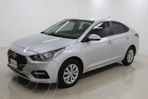 Hyundai Accent GL usado (2020) color Plata precio $210,000
