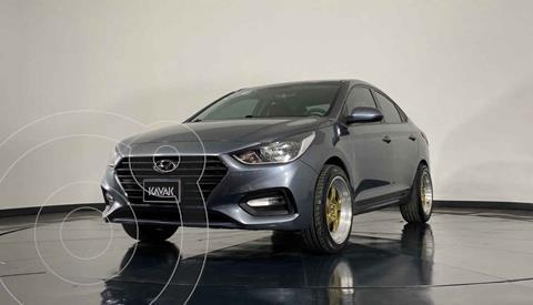 Hyundai Accent GL usado (2019) color Gris precio $232,999