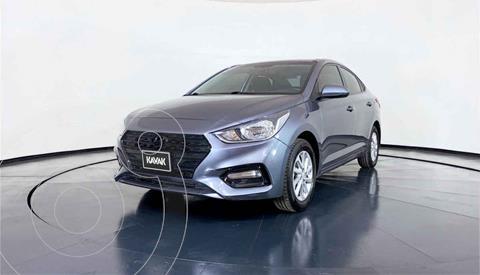 Hyundai Accent GL Mid usado (2020) color Gris precio $237,999