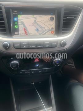 Hyundai Accent Sedan GLS Aut usado (2018) color Rojo precio $230,000