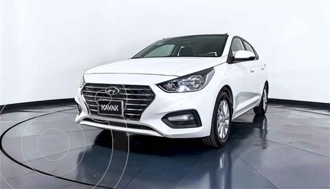 Hyundai Accent HB GL Mid usado (2018) color Blanco precio $227,999