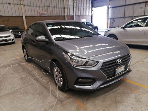 Hyundai Accent Sedan GL usado (2018) color Gris precio $189,000
