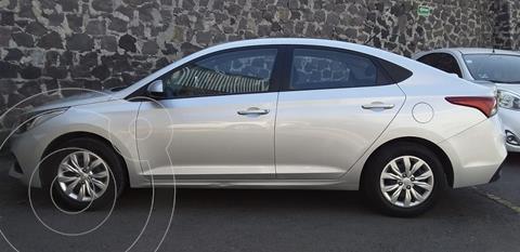 Hyundai Accent GL Aut usado (2018) color Gris precio $170,000