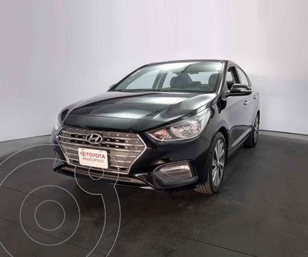 Hyundai Accent GLS Aut usado (2018) color Negro precio $225,000