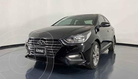 Hyundai Accent GLS Aut usado (2018) color Negro precio $249,999