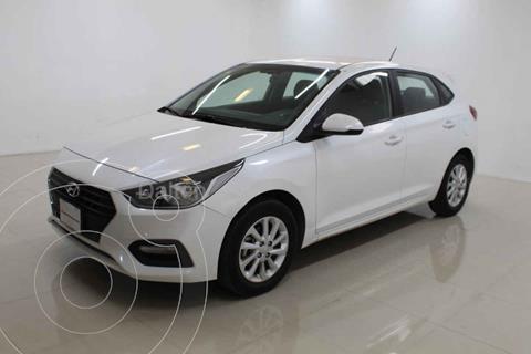 Hyundai Accent HB GL Mid usado (2020) color Blanco precio $245,000