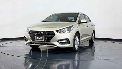 Hyundai Accent GL Mid Aut usado (2018) color Dorado precio $222,999