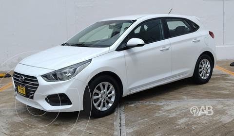 Hyundai Accent HB GL Mid usado (2019) color Blanco precio $248,000