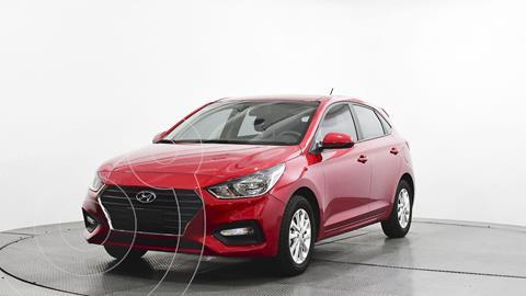 Hyundai Accent HB GL Mid usado (2021) color Rojo precio $278,300