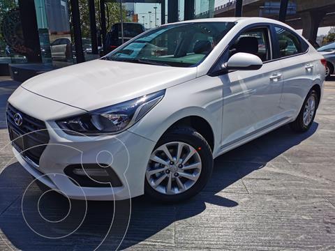 Hyundai Accent GL usado (2021) color Blanco precio $298,100