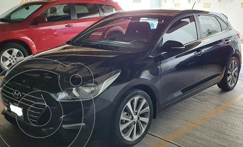 Hyundai Accent HB GLS Aut usado (2018) color Negro precio $215,000