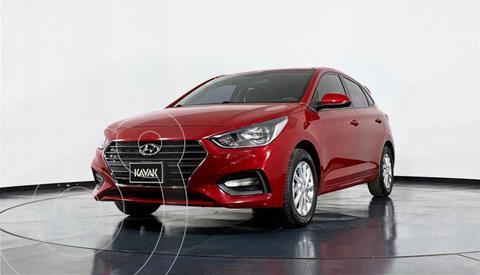 Hyundai Accent GL Mid usado (2018) color Rojo precio $214,999