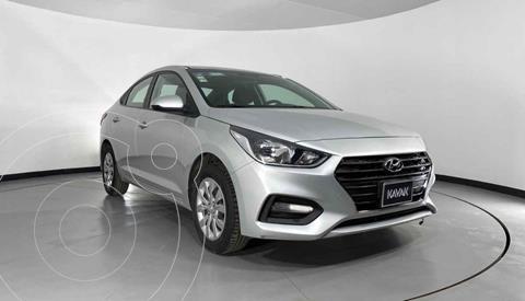 Hyundai Accent GL usado (2018) color Plata precio $192,999