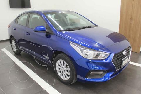 Hyundai Accent GL usado (2020) color Azul precio $239,000