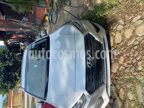 Hyundai Accent Sedan GL usado (2020) color Plata precio $210,000