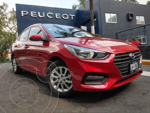 Hyundai Accent GL Mid usado (2018) color Rojo precio $202,900