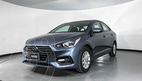 Hyundai Accent GL Mid Aut usado (2020) color Gris precio $232,999