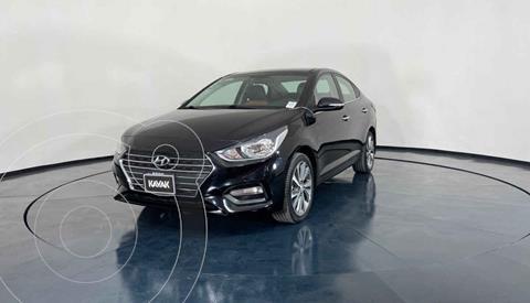Hyundai Accent GLS Aut usado (2018) color Cafe precio $259,999