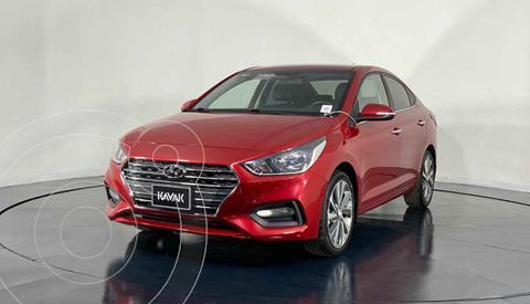 Hyundai Accent GLS Aut usado (2018) color Rojo precio $247,999