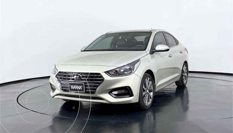 Hyundai Accent GLS Aut usado (2018) color Dorado precio $244,999