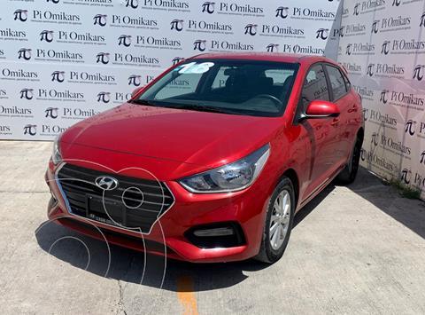 Hyundai Accent HB GL Mid usado (2018) color Rojo precio $220,000