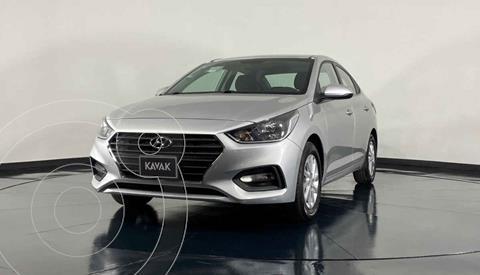 Hyundai Accent GL Mid usado (2018) color Plata precio $214,999