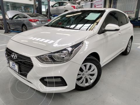 Hyundai Accent HB GL Aut usado (2020) color Blanco precio $234,900