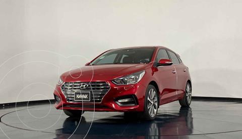 Hyundai Accent HB GLS Aut usado (2018) color Rojo precio $249,999