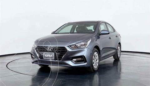 Hyundai Accent GL usado (2018) color Gris precio $199,999