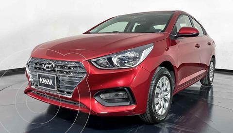 Hyundai Accent GL Aut usado (2018) color Rojo precio $212,999