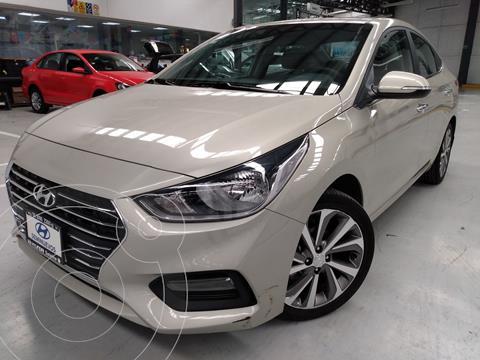 Hyundai Accent GLS Aut usado (2020) color Beige precio $295,000